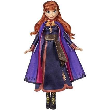 Singing Anna Doll