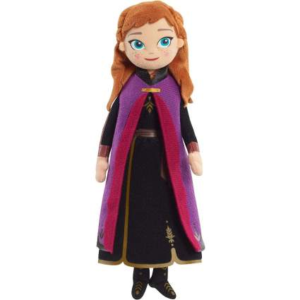 Talking Anna Plush