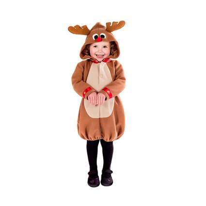 fun shack Reindeer Costume for Kids