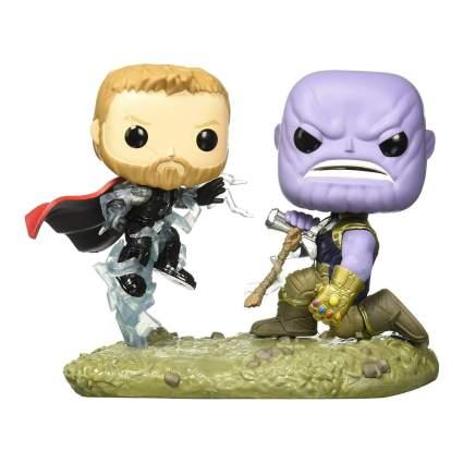 Funko Movie Moments Marvel Avengers Infinity War Thor vs. Thanos