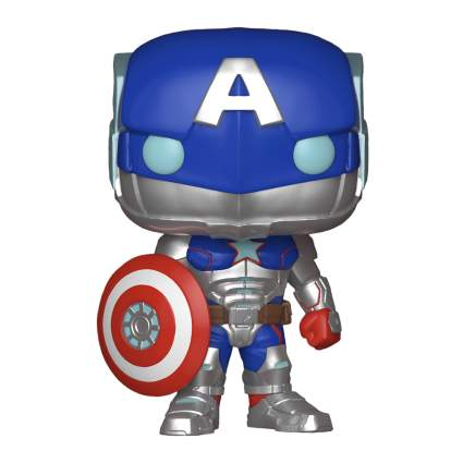 Funko Pop! Games: Marvel - Contest of Champions - Civil Warrior
