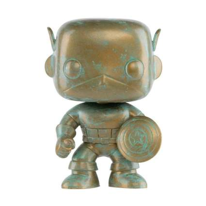 Funko Pop! Marvel 80th Anniversary - Captain America [Patina]