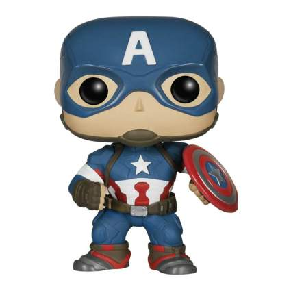 Funko Pop! Marvel: Avengers Age of Ultron - Captain America