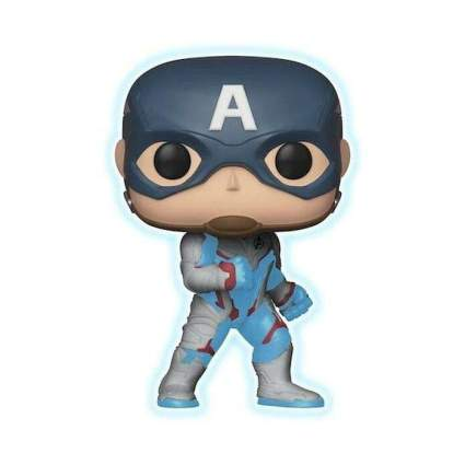 Funko Pop! Marvel: Avengers Endgame - Captain America Glow in the Dark