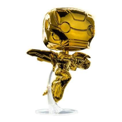 Funko Pop! Marvel: Avengers Infinity War - Iron Man (Gold Chrome)