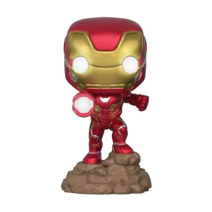 Funko Pop! Marvel: Avengers Infinity War - Light Up Iron Man