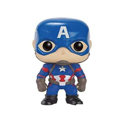 Funko Pop! Marvel: Captain America Civil War - Captain America