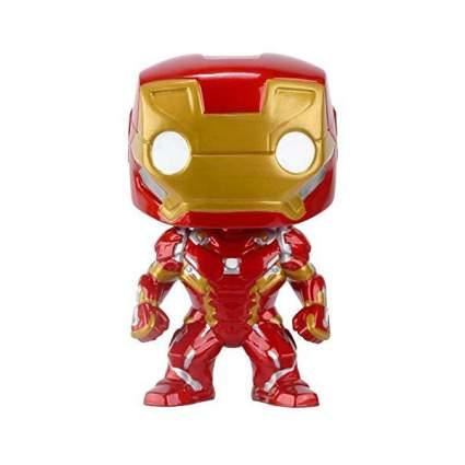 Funko Pop! Marvel: Captain America Civil War - Iron Man