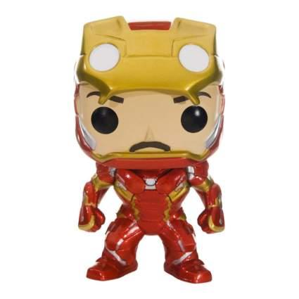 Funko Pop! Marvel: Captain America Civil War - Iron Man Unmasked