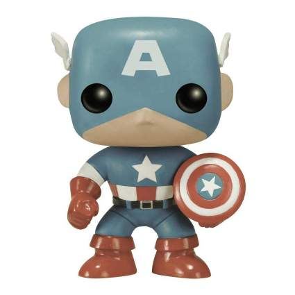 Funko Pop! Marvel: Captain America Sepia Tone 75th Anniversary