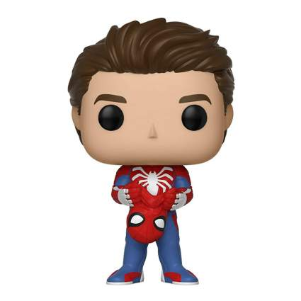 Funko Pop! Marvel Games: Spider-Man Unmasked