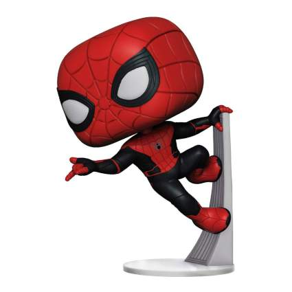Funko Pop! Marvel: Spider-Man Far from Home - Spider-Man Upgraded Suit