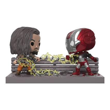 Funko Pop! Movie Moments: Marvel Studios The First 10 Years - Iron Man vs. Whiplash