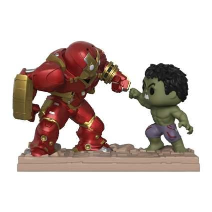 Funko Pop! Movie Moments: Marvel Studios The First Ten Years - Hulkbuster vs. Hulk