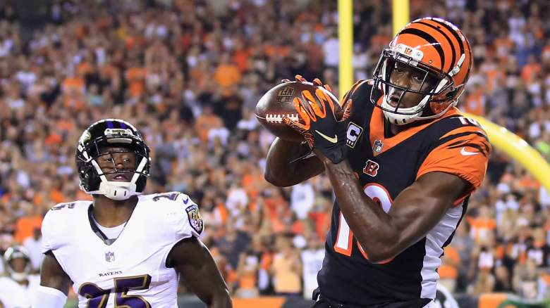 AJ Green Trade Interest from Packers