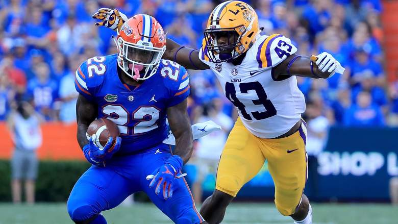Florida vs. LSU Pick