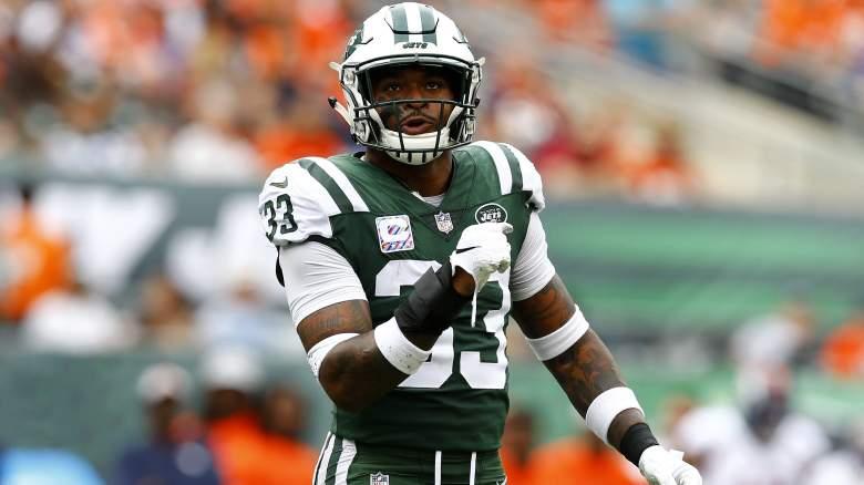 Jets S Jamal Adams
