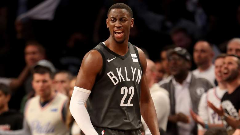 Caris LeVert Brooklyn Nets