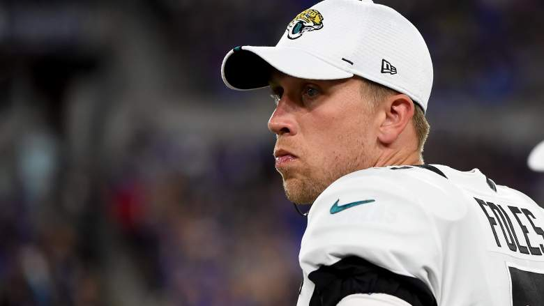 nick foles bears jaguars trade