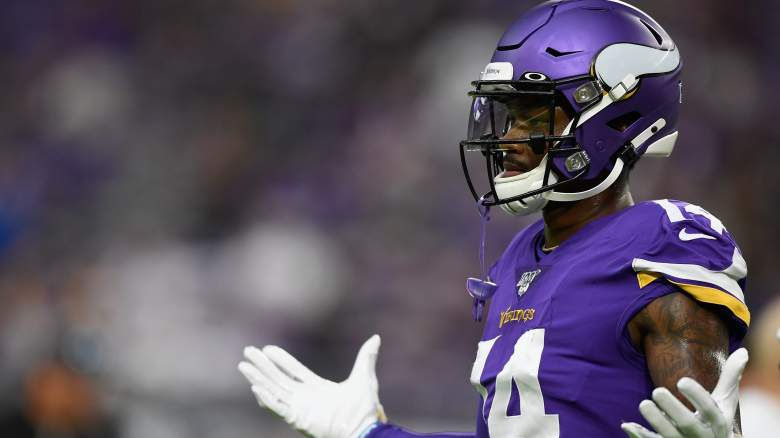 Minnesota Vikings wide receiver Stefon Diggs is the subject of trade rumors