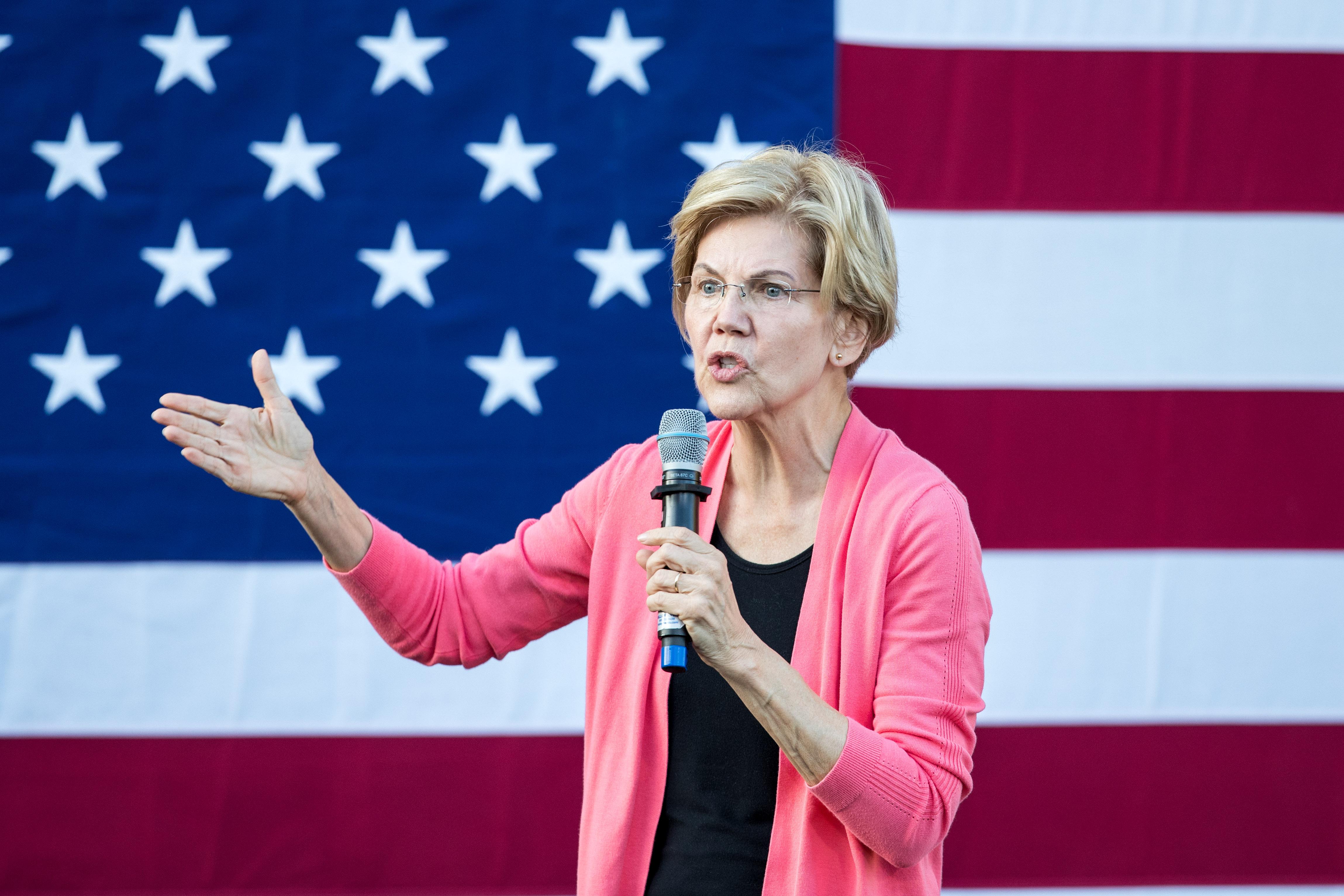 Elizabeth Warren Affair