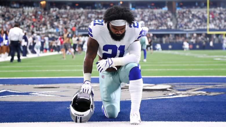 Cowboys Packers Prediction Week 5 Ezekiel Elliott