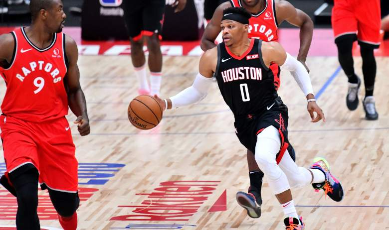 Russell Westbrook, Rockets