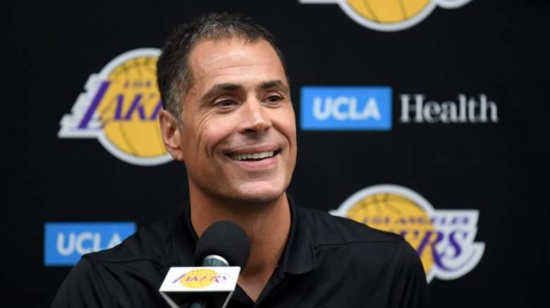 Lakers Sign David Stockton
