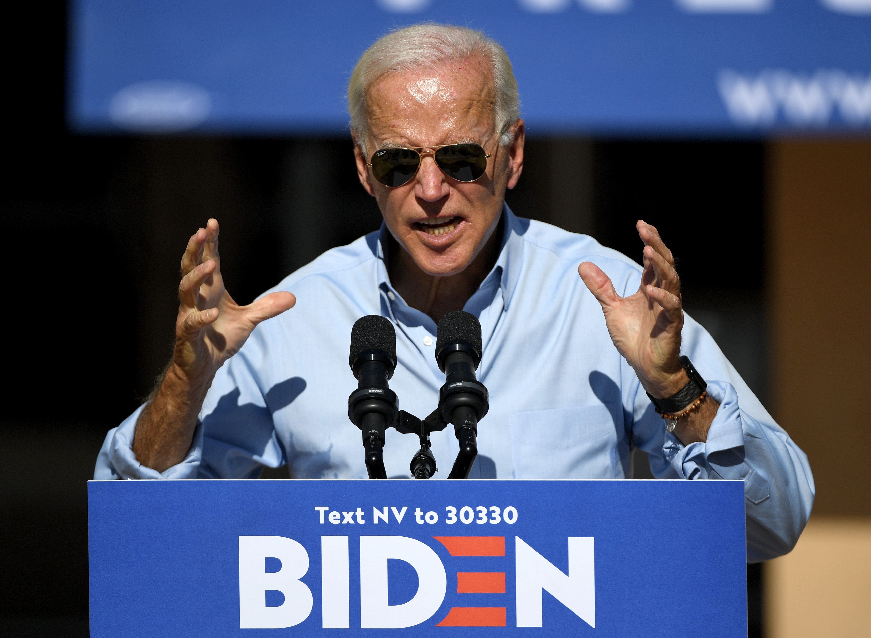 Joe Biden Jacob Wohl