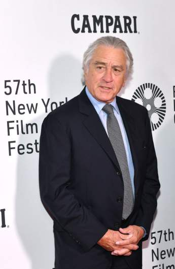 Robert De Niro Chase Robinson