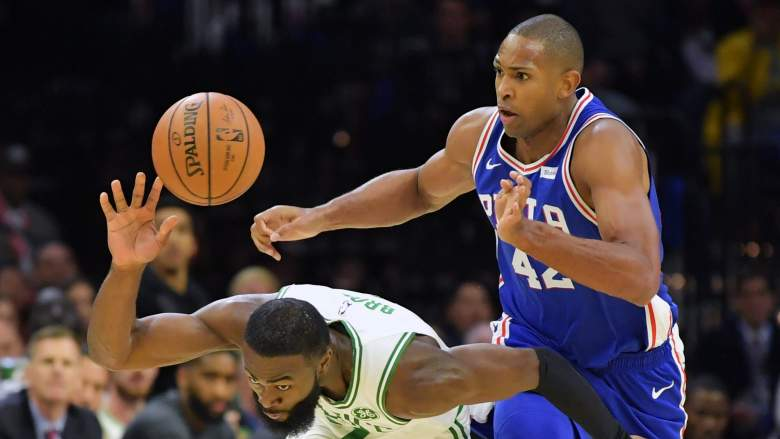 Al Horford Sixers