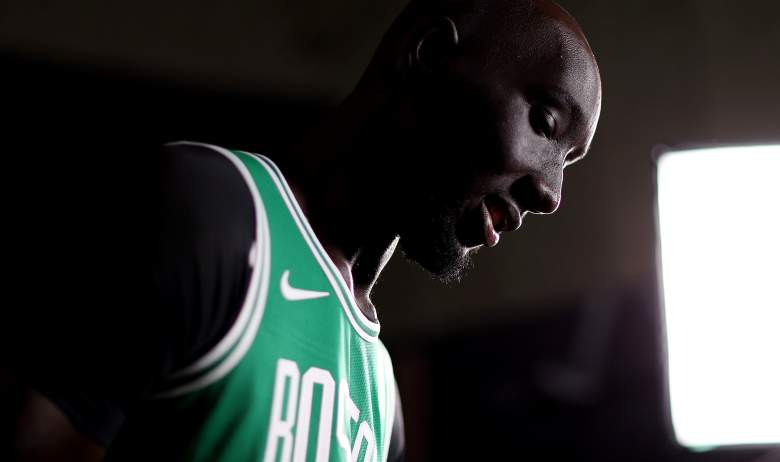 Tacko Fall, Celtics