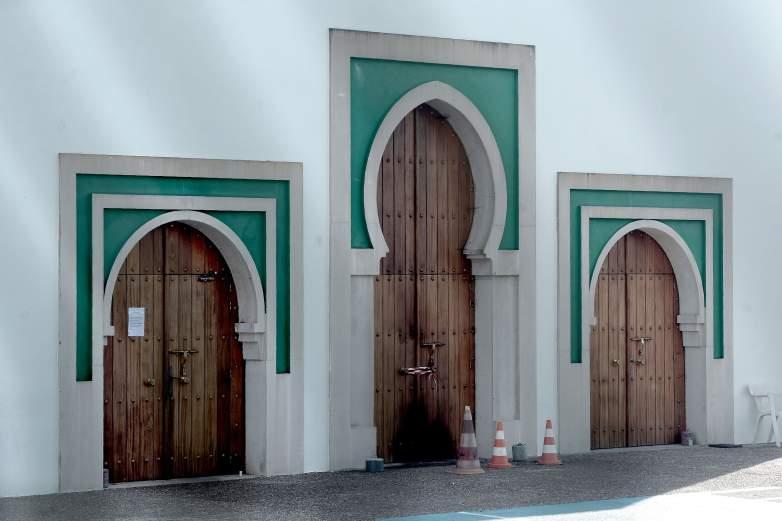 bayonne mosque