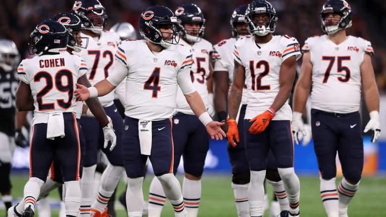 bears raiders london winners losers