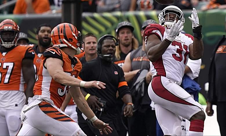What is Arizona Cardinals running back David Johnson fantasy football outlook start sit week 6
