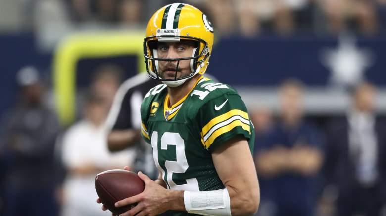 Aaron Rodgers Week 6 Injury Report Packers