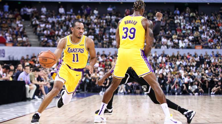 Lakers Avery Bradley