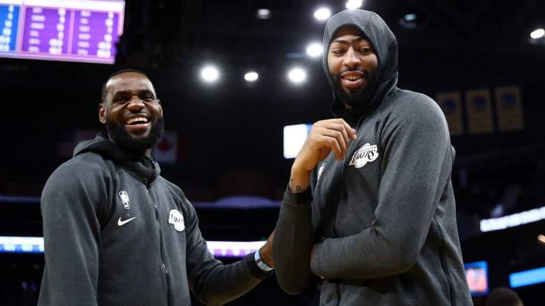 Lakers NBA Championship