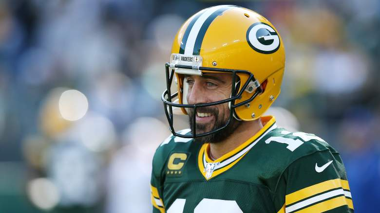 Aaron Rodgers NFC Offensive Player of the Week
