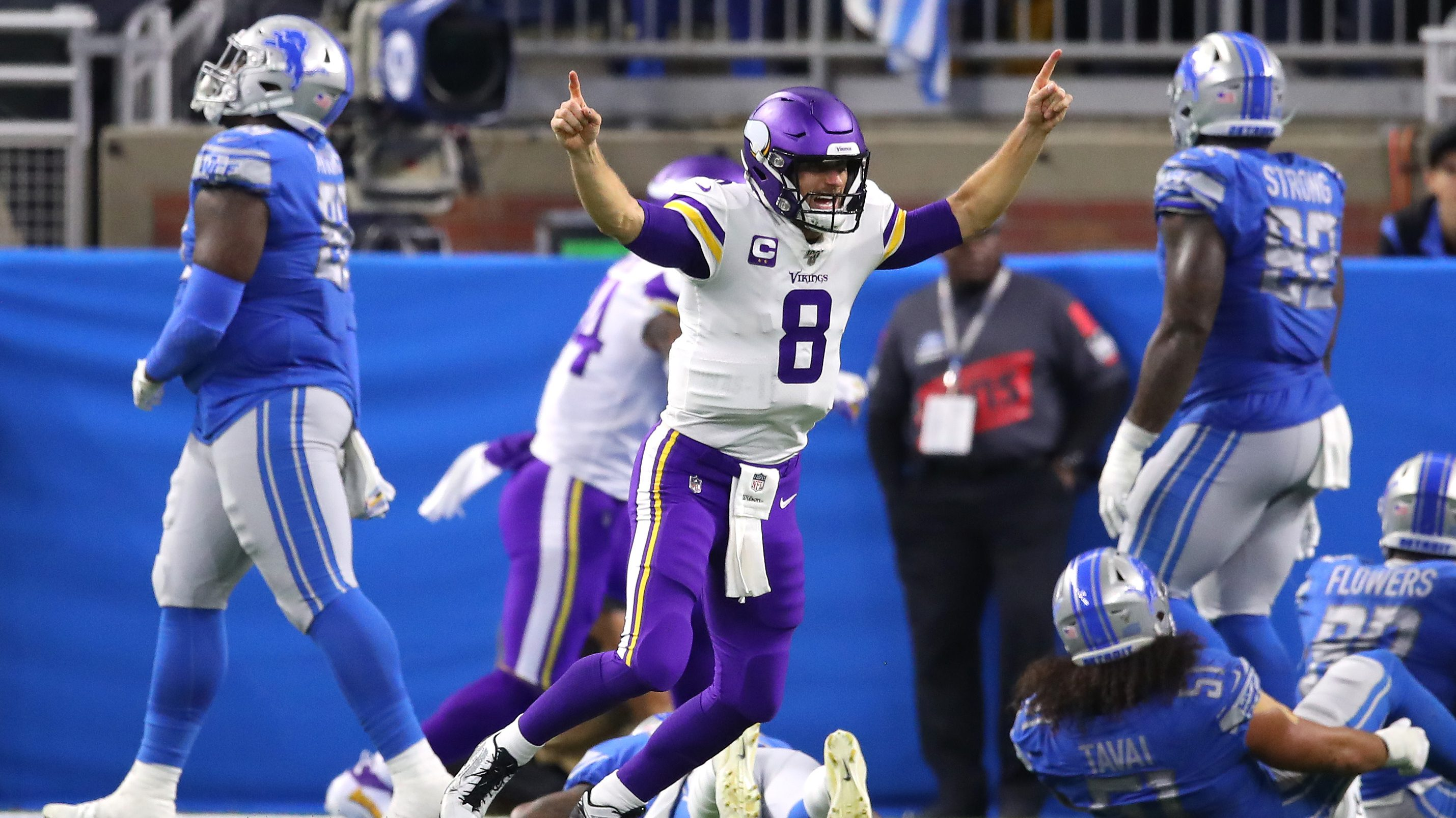 Redskins vs vikings betting predictions 100 free betting sites