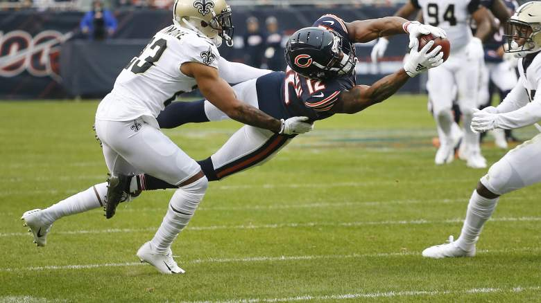 Allen Robinson start sit week 10 fantasy
