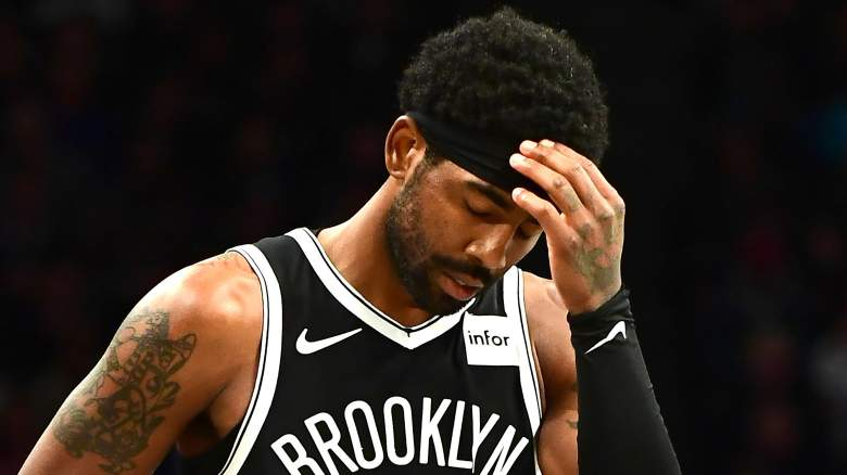 Nets Kyrie Irving