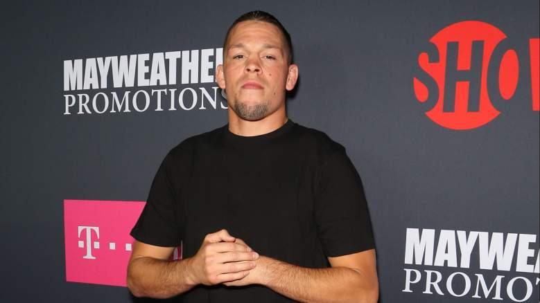Nate Diaz UFC 244 Hype Video