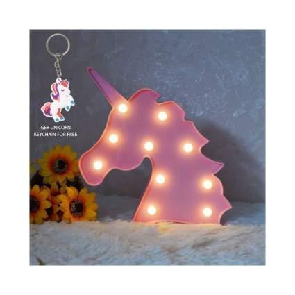 Glintee Unicorn LED Marquee Light