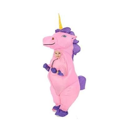 GOPRIME Inflatable Unicorn Costume