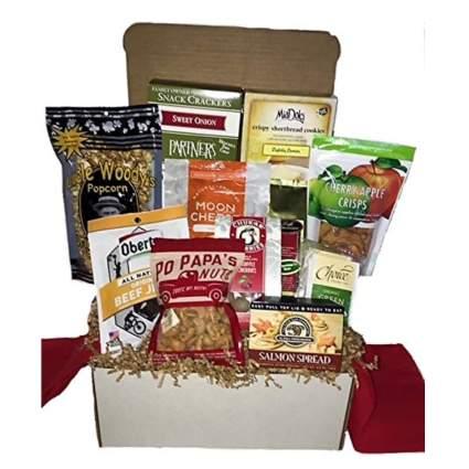 seattle food gift box