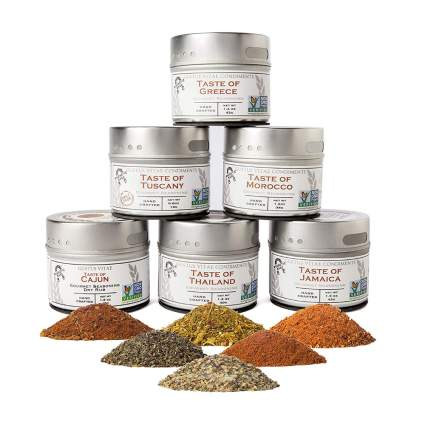 international seasoning gift set