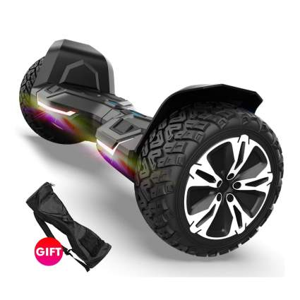 Gyroshoes All Terrain Hoverboard w/Bluetooth Speaker