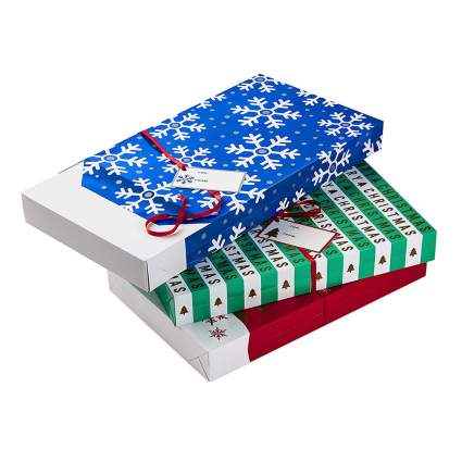 wrap sleeve gift boxes