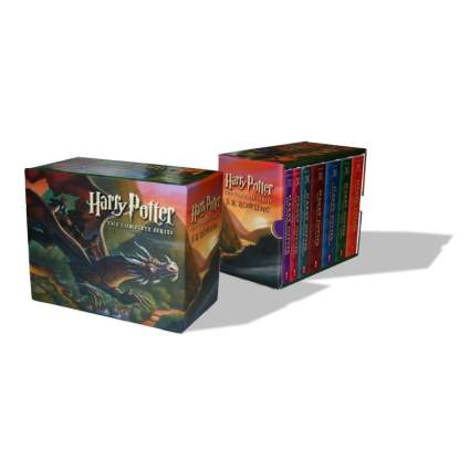Harry Potter Paperback Boxset